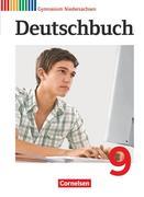 Deutschbuch 9. Schuljahr Schülerbuch. Gymnasium Niedersachsen