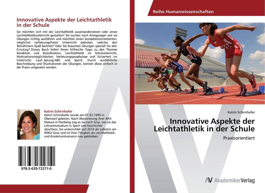 Innovative Aspekte der Leichtathletik in der Sc...
