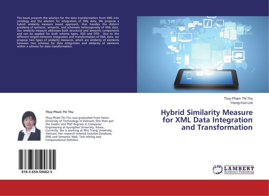 Hybrid Similarity Measure for XML Data Integrat...