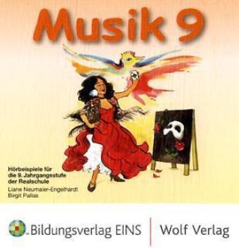 Musik 9. Bayern/2 CD als Hörbuch