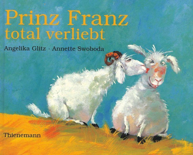 Prinz Franz total verliebt. Midi-Ausgabe als Buch