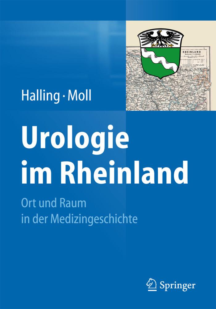 Urologie im Rheinland als Buch von