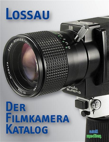 Der Filmkamera-Katalog als Buch