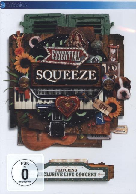 Essential Squeeze (DVD)
