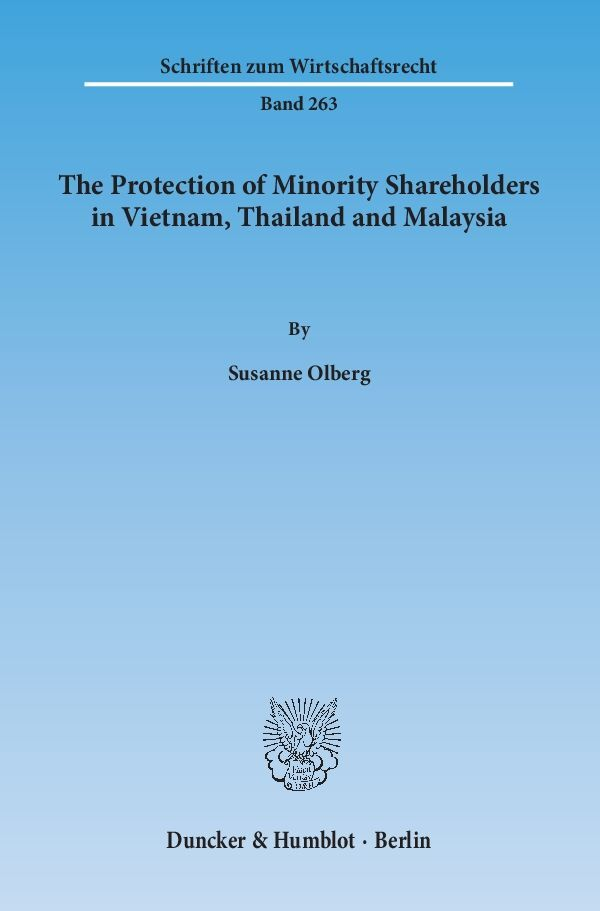 The Protection of Minority Shareholders in Viet...