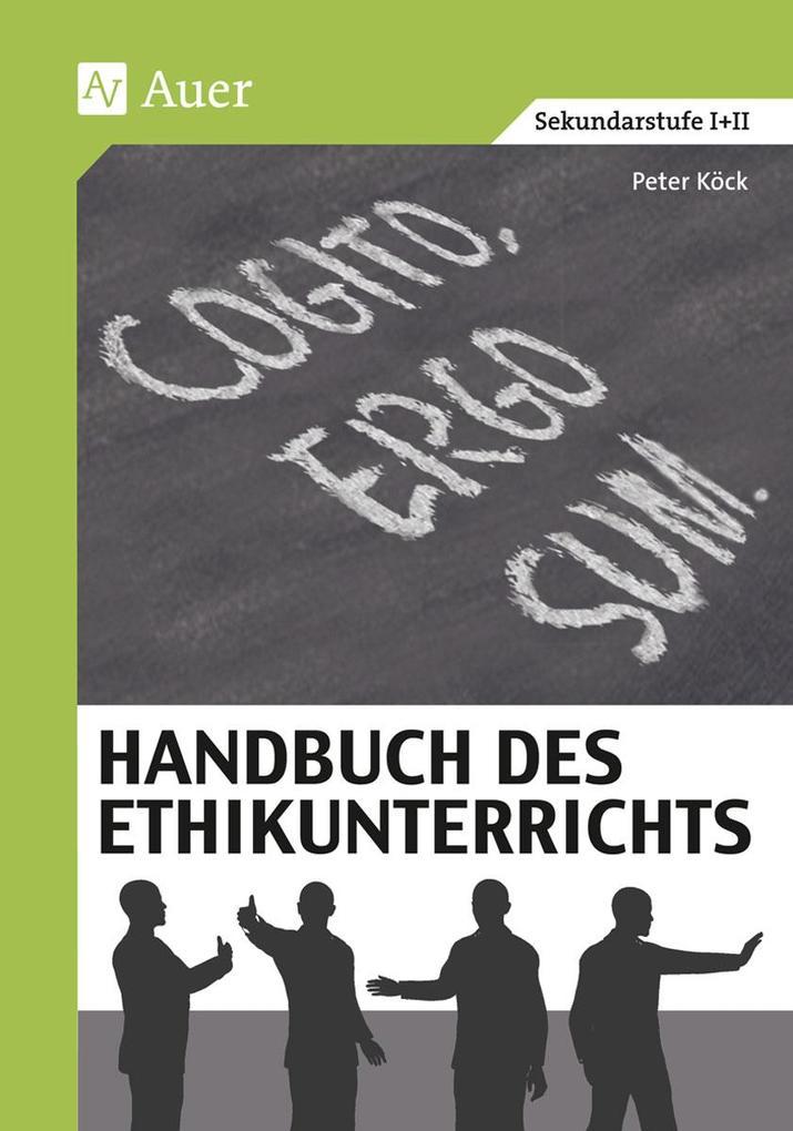 Handbuch des Ethikunterrichts als Buch