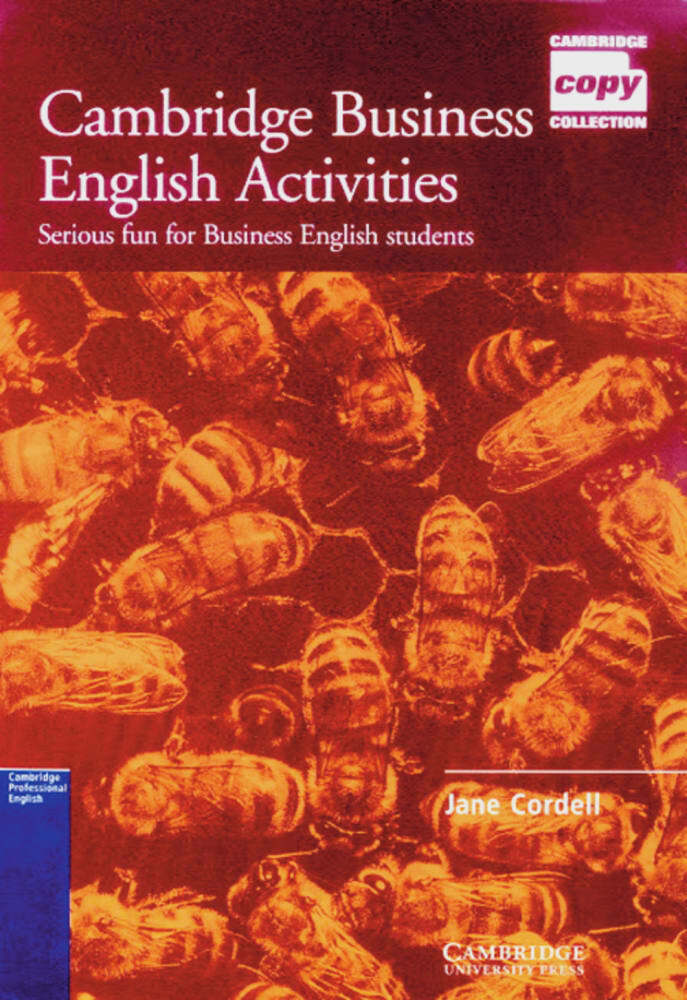 Cambridge Business English Activities als Buch