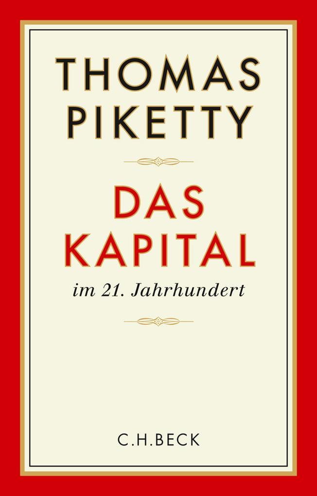 Das Kapital im 21. Jahrhundert als eBook
