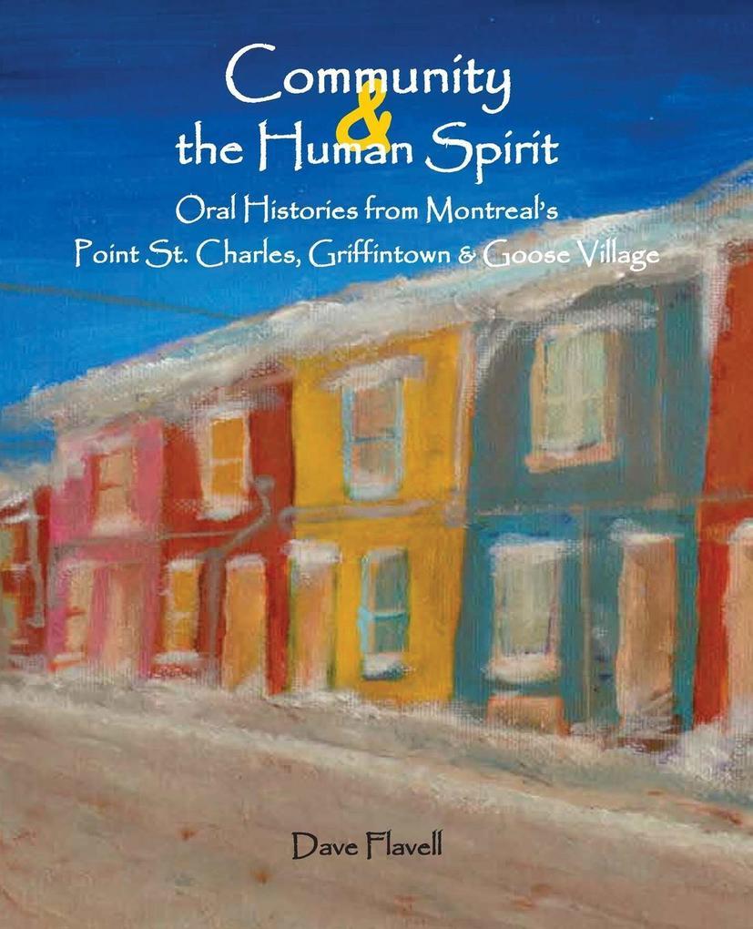 Community and the Human Spirit als Taschenbuch ...