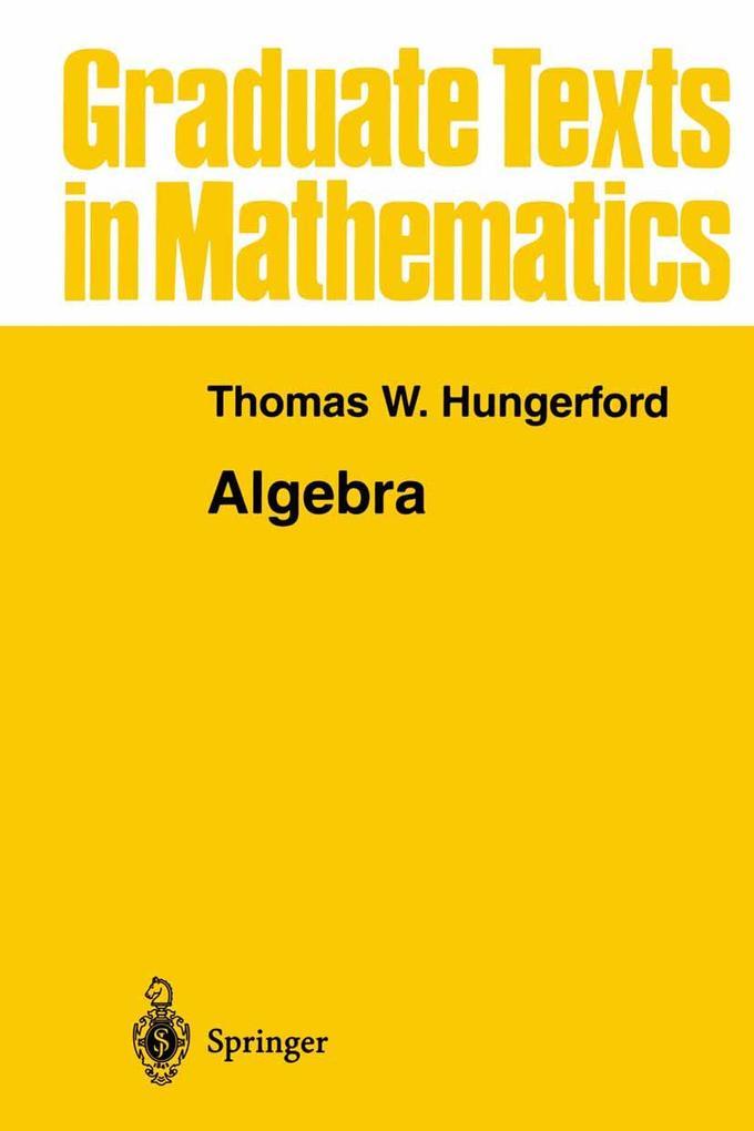 Algebra als Buch