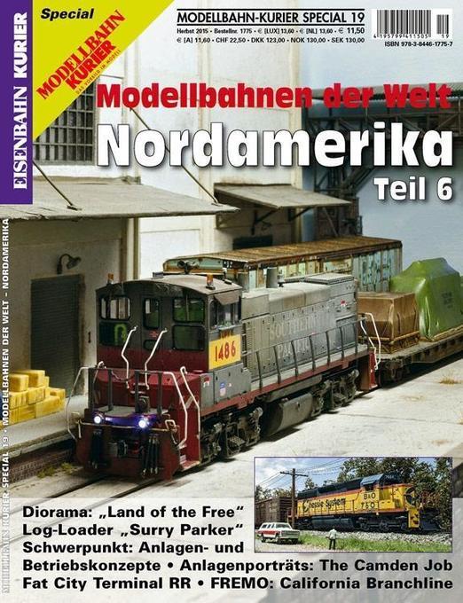 Modellbahn-Kurier Special 19. Modellbahnen der ...