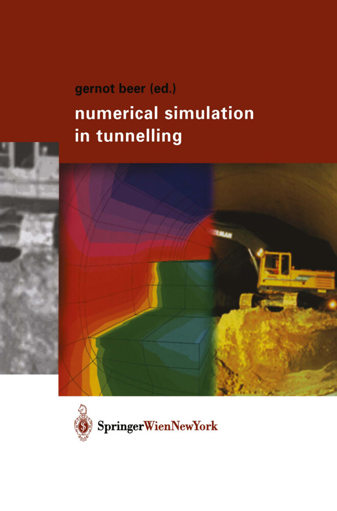 Numerical Simulation in Tunnelling als Buch