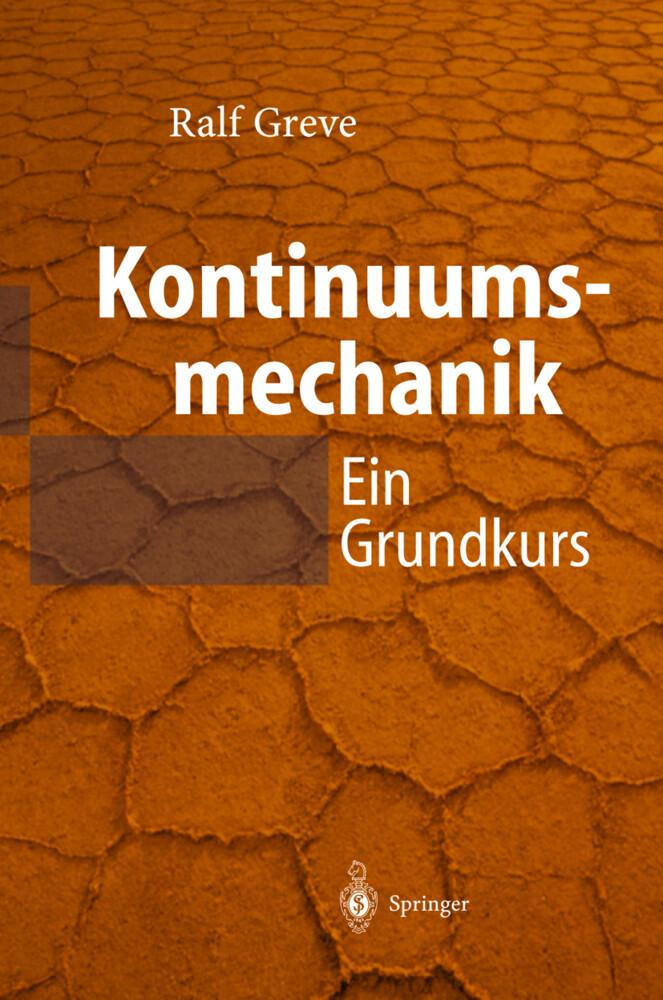 Kontinuumsmechanik als Buch
