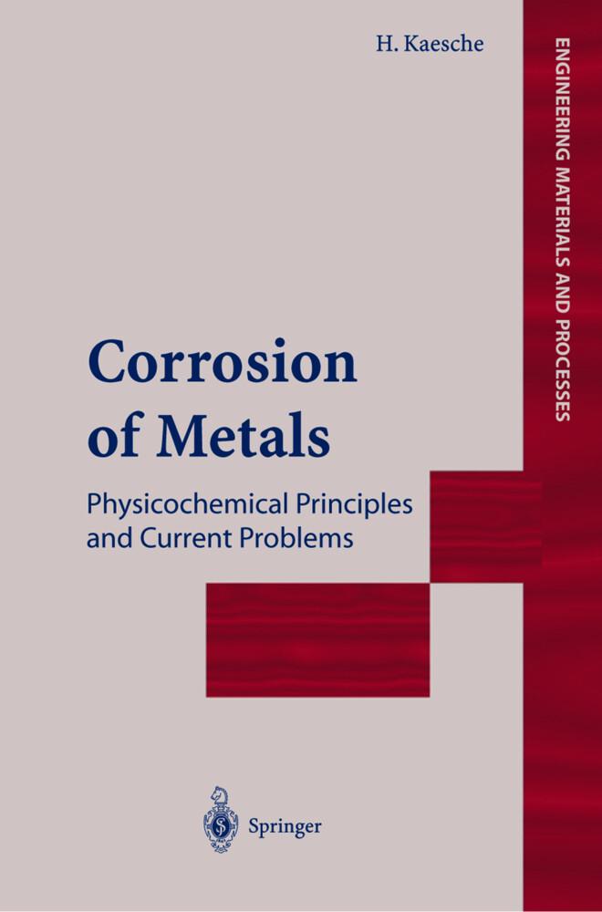 Corrosion of Metals als Buch
