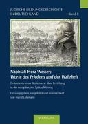 Naphtali Herz WesselyWorte des Friedens und der Wahrheit