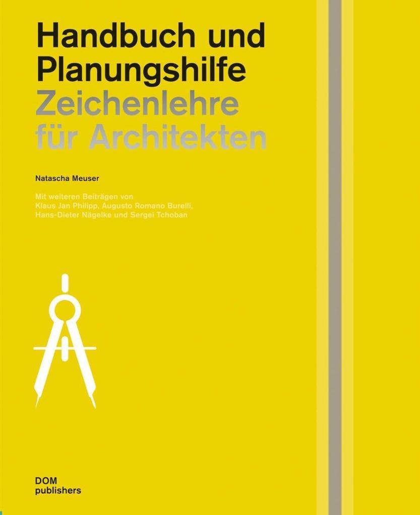 Zeichenlehre fu´r Architekten als Buch von Nata...