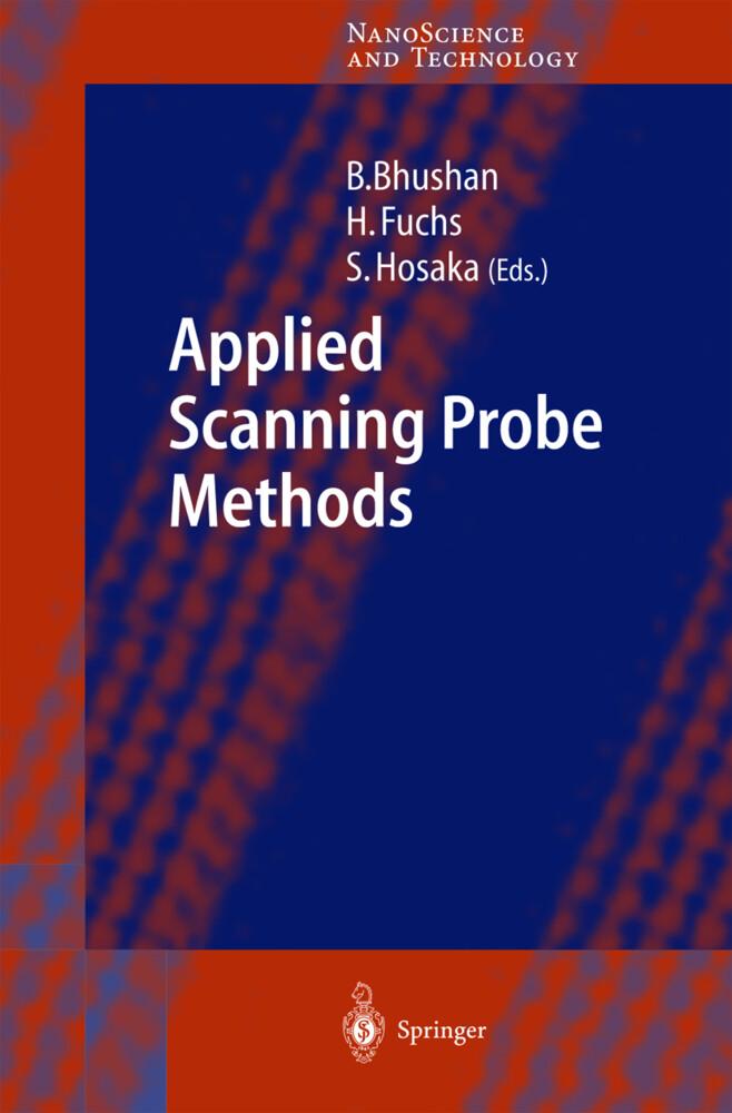 Applied Scanning Probe Methods I als Buch