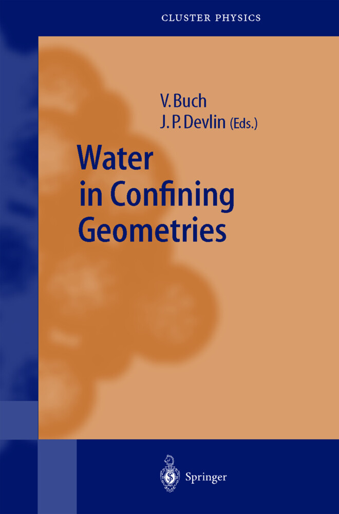 Water in Confining Geometries als Buch