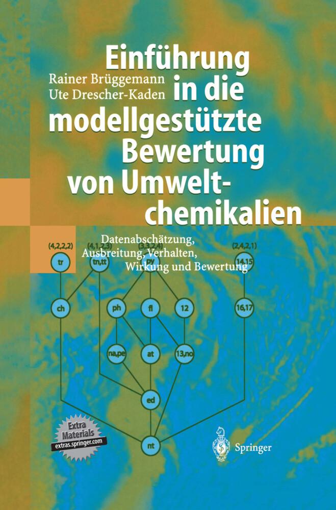 Einführung in die modellgestützte Bewertung von Umweltchemikalien als Buch