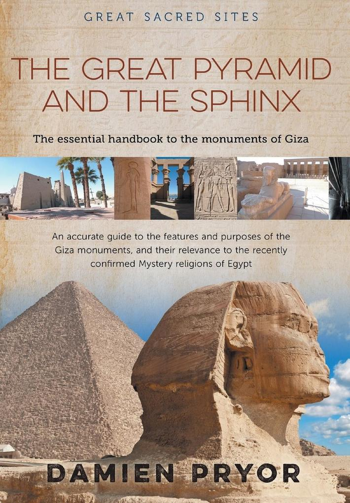 The Great Pyramid and the Sphinx als Taschenbuch
