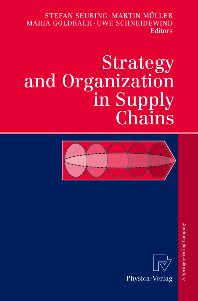 Strategy and Organization in Supply Chains als Buch