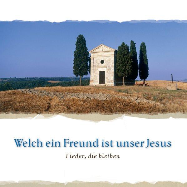 Welch ein Freund ist unser Jesus als Hörbuch CD...