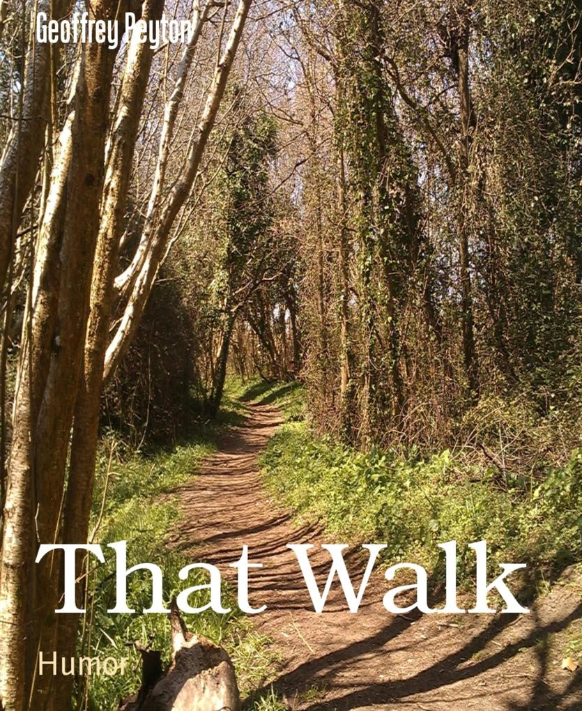 That Walk als eBook epub