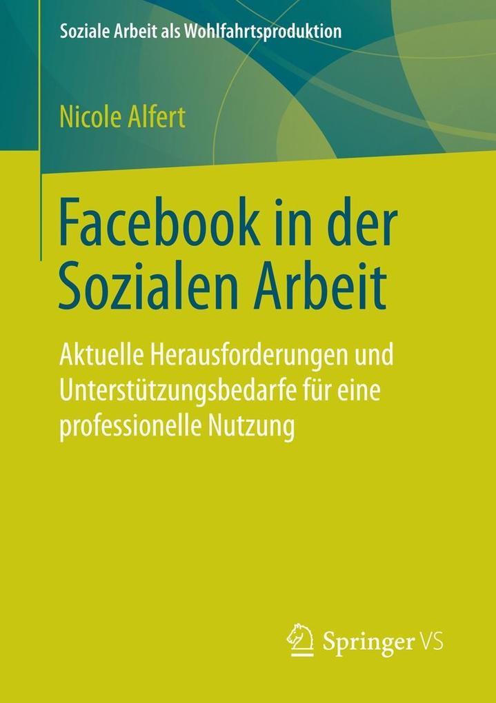 Facebook in der Sozialen Arbeit als eBook Downl...