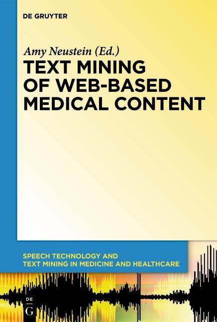 Text Mining of Web-Based Medical Content als eB...