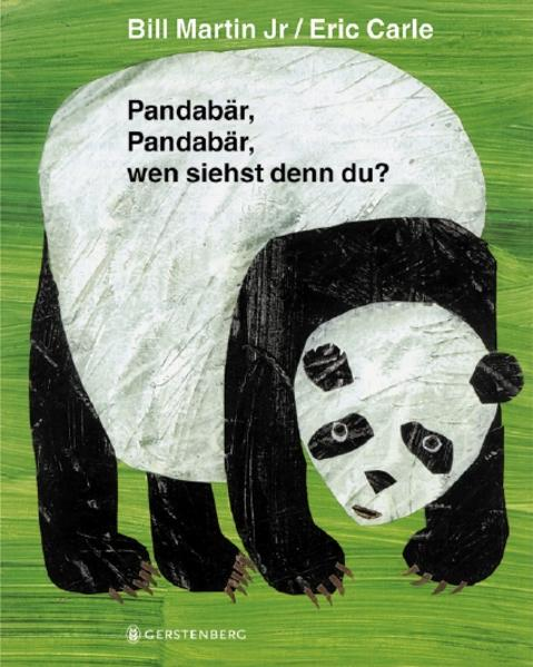 Pandabär, Pandabär, wen siehst denn du? als Buch