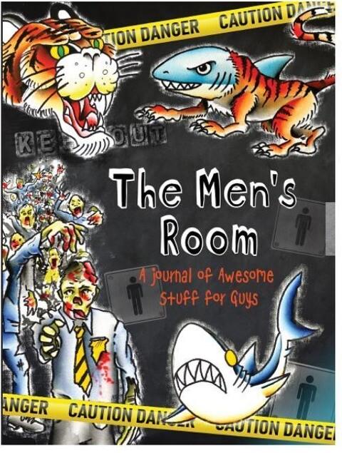 Lock Jrnl Mens Room als Buch (gebunden)