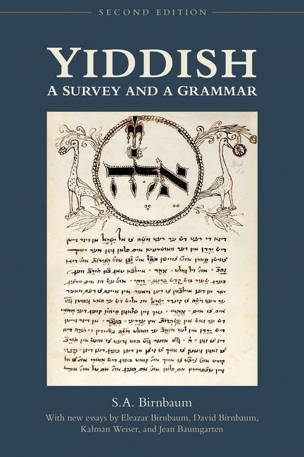 Yiddish als Taschenbuch