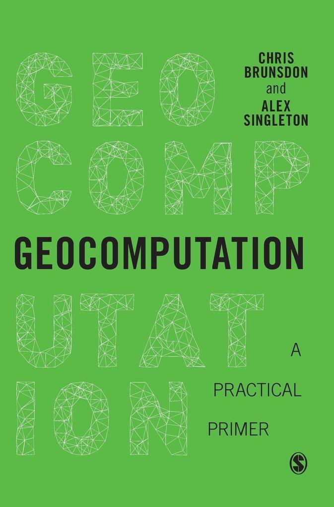 Geocomputation als Buch (gebunden)