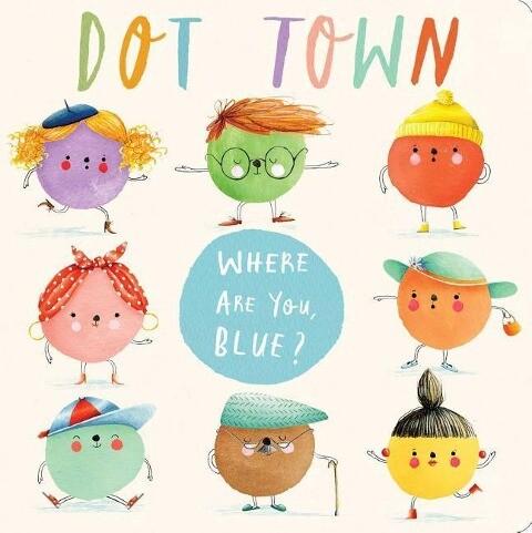 Where Are You, Blue? als Buch (kartoniert)