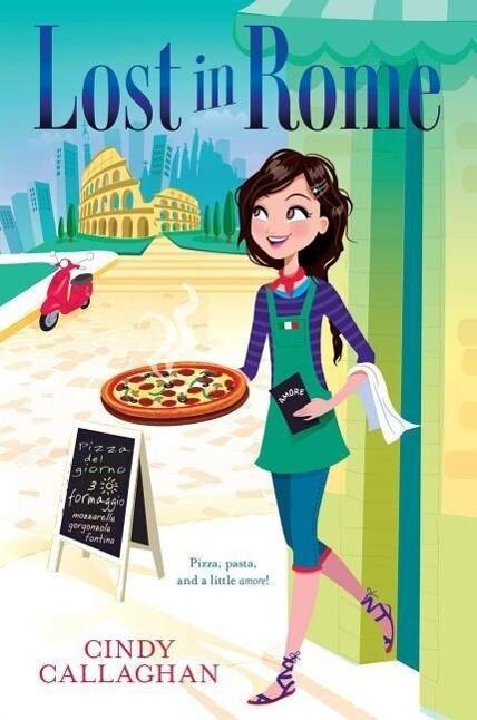 Lost in Rome als Buch (gebunden)