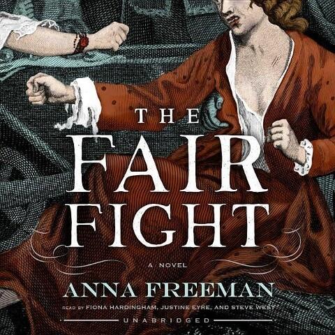 The Fair Fight als Hörbuch CD