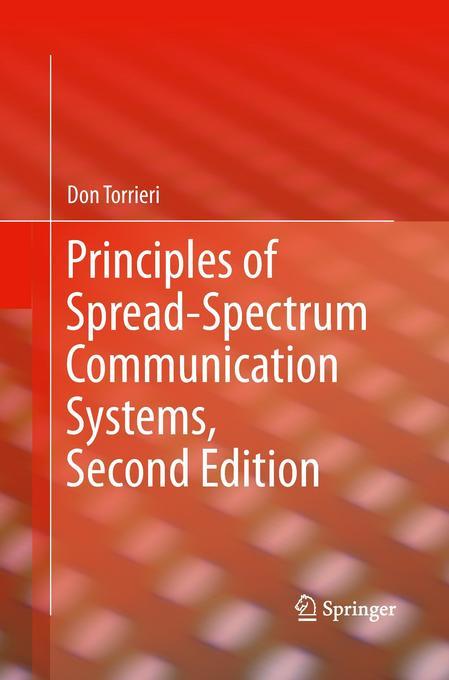 Principles of Spread-Spectrum Communication Systems, Second Edition als Buch (gebunden)