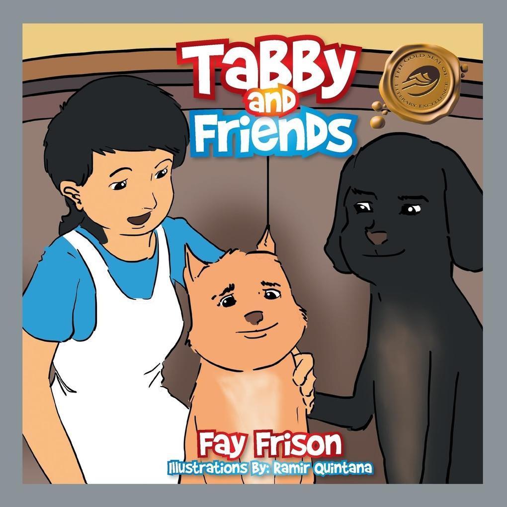 Tabby and Friends als Taschenbuch