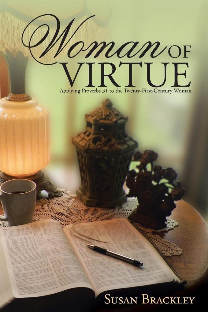 Woman of Virtue als Taschenbuch