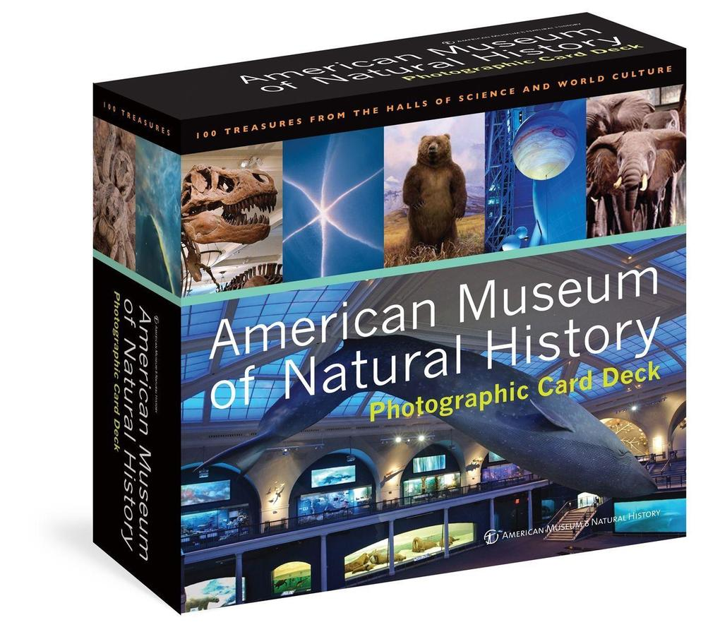 American Museum Of Natural History Card Deck als Sonstiger Artikel