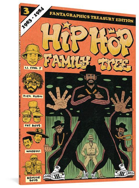 Hip Hop Family Tree Book 3: 1983-1984 als Taschenbuch