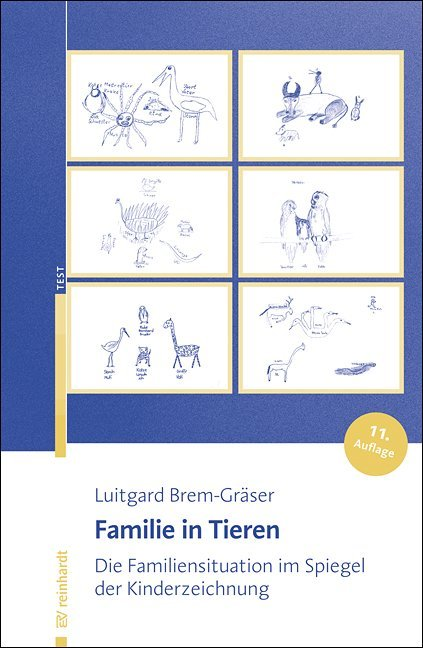 Familie in Tieren als Buch von Luitgard Brem-Gr...