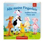 Mein liebster Fingerpuppen-Handschuh, Alle meine Fingerlein