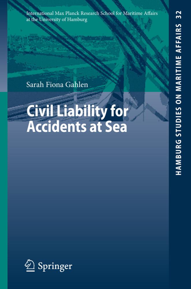 Civil Liability for Accidents at Sea als Buch (gebunden)