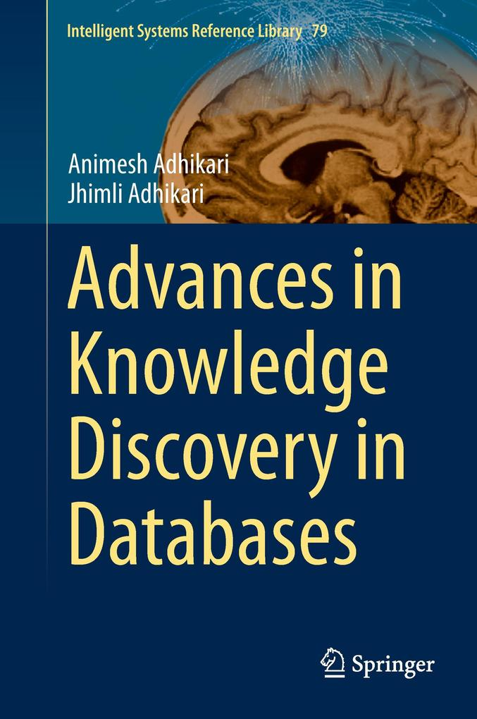 Advances in Knowledge Discovery in Databases als Buch (gebunden)