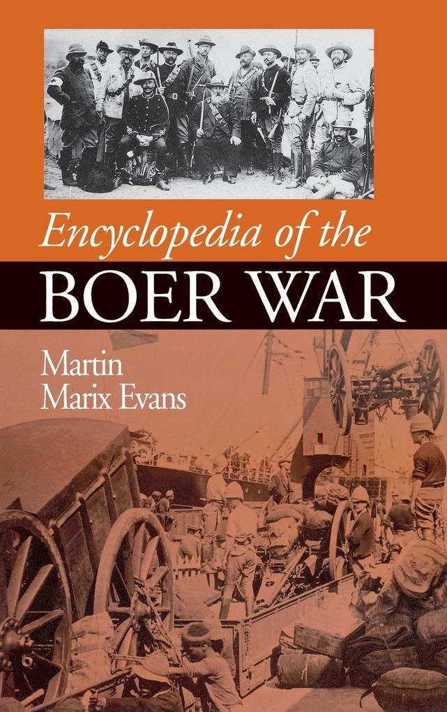 Encyclopedia of the Boer War als Buch (gebunden)