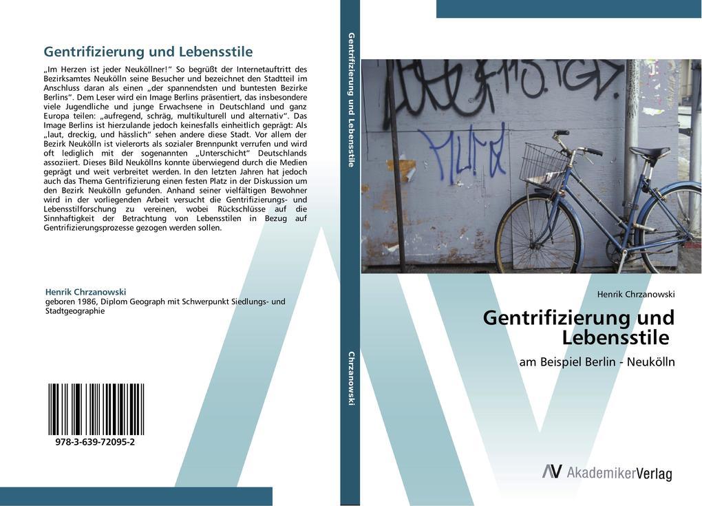 Gentrifizierung und Lebensstile als Buch von He...