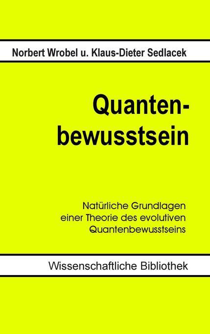 Quantenbewusstsein als Buch (gebunden)