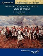 Revolution, Radicalism and Reform