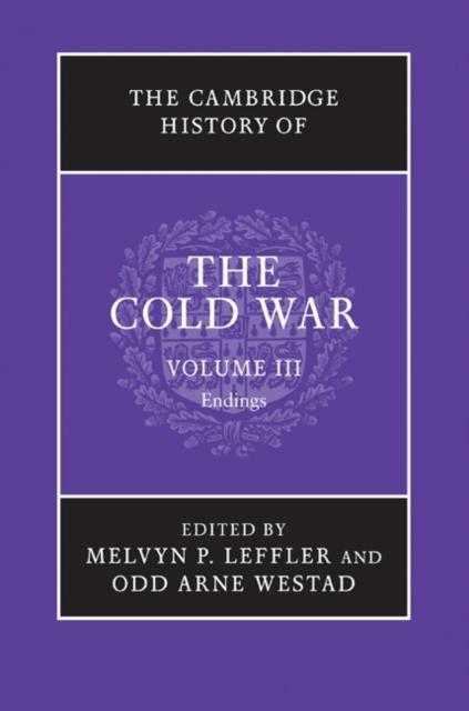 Cambridge History of the Cold War: Volume 3, Endings als eBook pdf